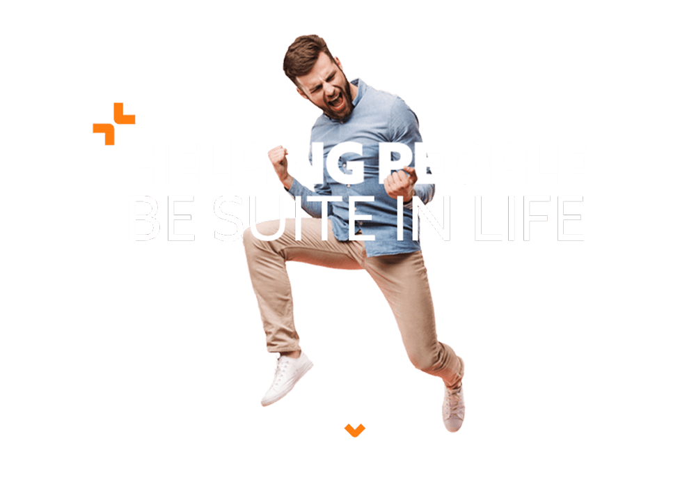 Be Suite helping people be sweet in business and life